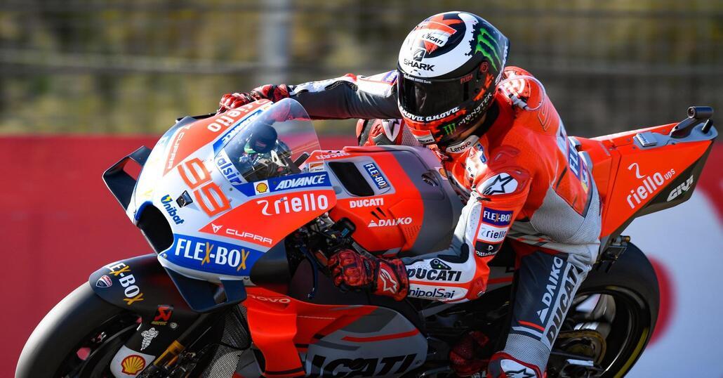 MotoGP 2018. Lorenzo si aggiudica la pole position di Aragon