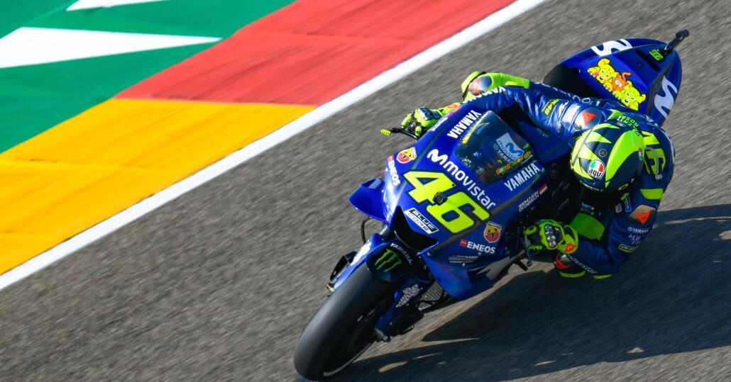 MotoGP 2018. Rossi: Spero finisca il prima possibile!