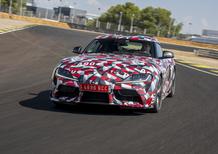 Toyota Supra 2019, va forte e mantiene fede alla tradizione [Video]