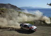WRC, Rally Turchia 2018: le foto più belle