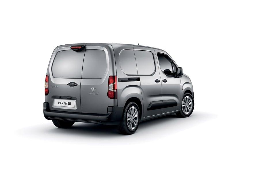 Peugeot Partner Furgone (4)