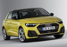 Audi A1 (2018->>)