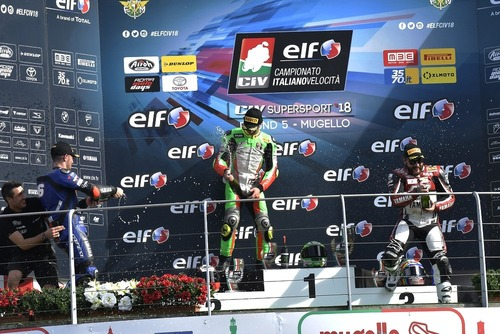 CIV 2018. Al Mugello Zannoni si laurea campione italiano Moto3 (8)