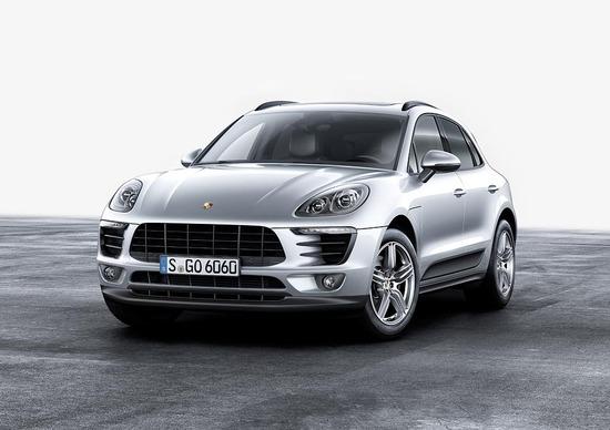 Porsche Macan, arriva il 2.000 4 cilindri