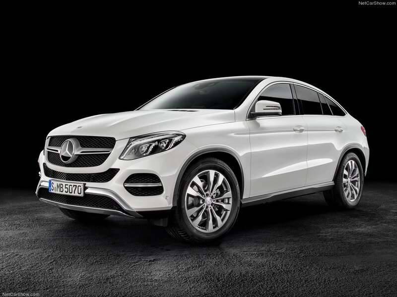 Mercedes-Benz GLE 500 4Matic Exclusive