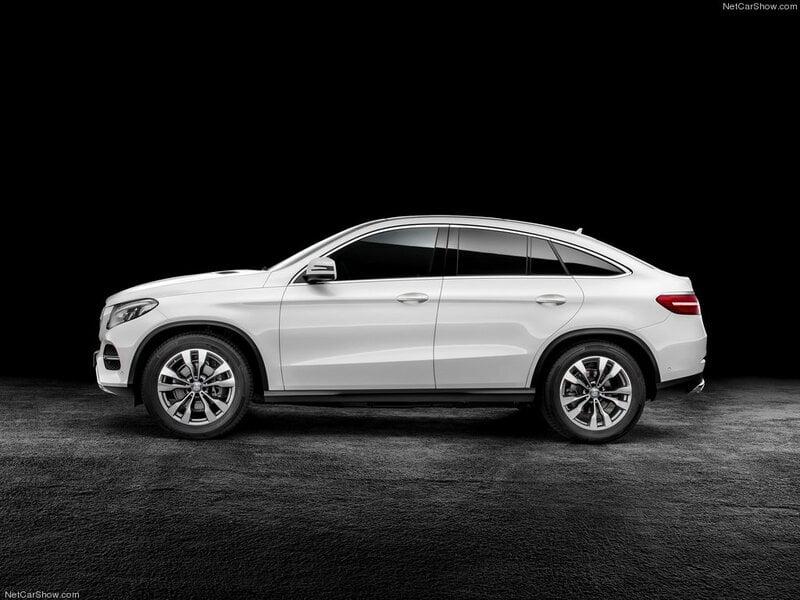 Mercedes-Benz GLE (2)