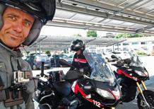 Carabinieri in azione! Con loro a sirene spiegate per le vie di Milano