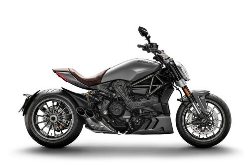Intermot 2018: Ducati XDiavel, nuova colorazione (6)