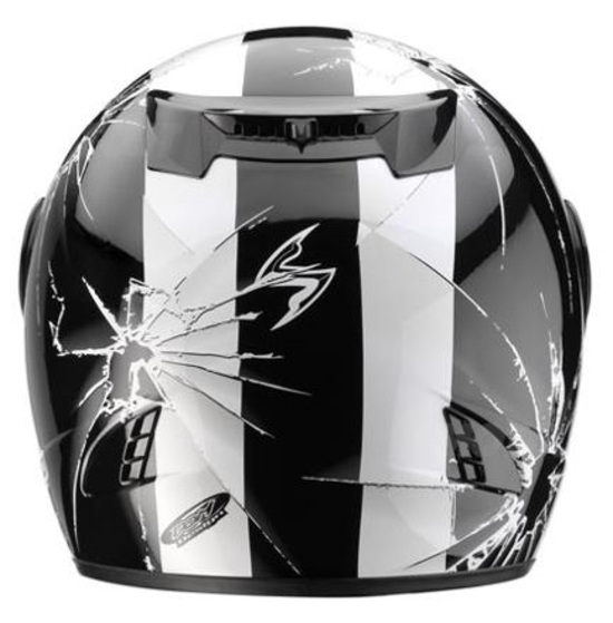 Casco Scorpion EXO-400 Impact