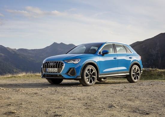 Audi Q3 2019 Benzina E Diesel Per Un Comfort Totale Video News