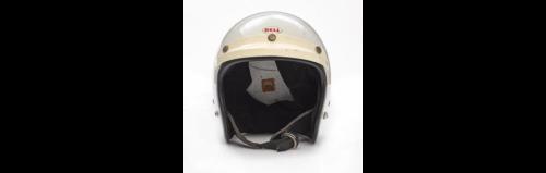 Steve McQueen, all'asta il suo casco Bell (5)