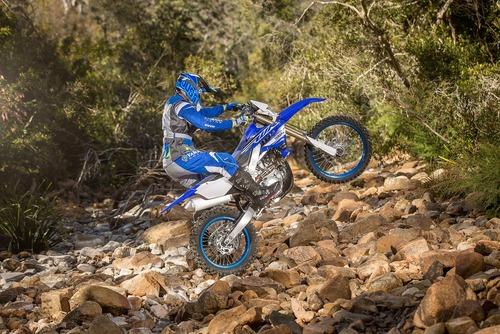Yamaha WR450F 2019: tutte le novità (4)