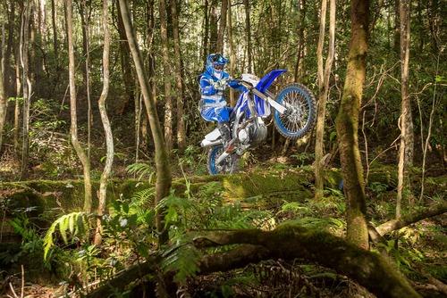 Yamaha WR450F 2019: tutte le novità (8)