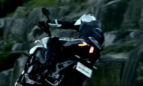 Suzuki 1000 Katana 2019: prime immagini dal Teaser  (5)