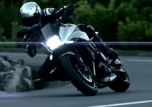 Suzuki 1000 Katana 2019: prime immagini dal Teaser