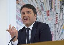 Renzi: «SA-RC simbolo dell'Italia che non va»