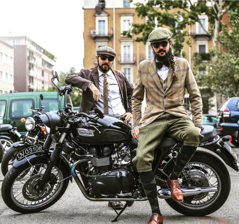 Consigli di stile per il Distinguished Gentleman's Ride