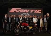 Fantic Motor: il futuro riparte a 50 anni. I protagonisti di ieri e di oggi