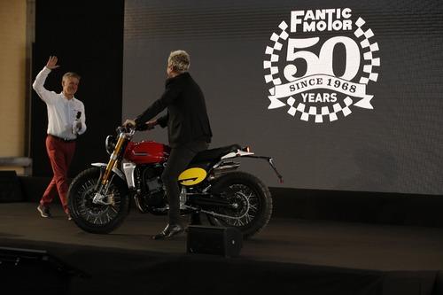 Fantic Motor: il futuro riparte a 50 anni. I protagonisti di ieri e di oggi (2)