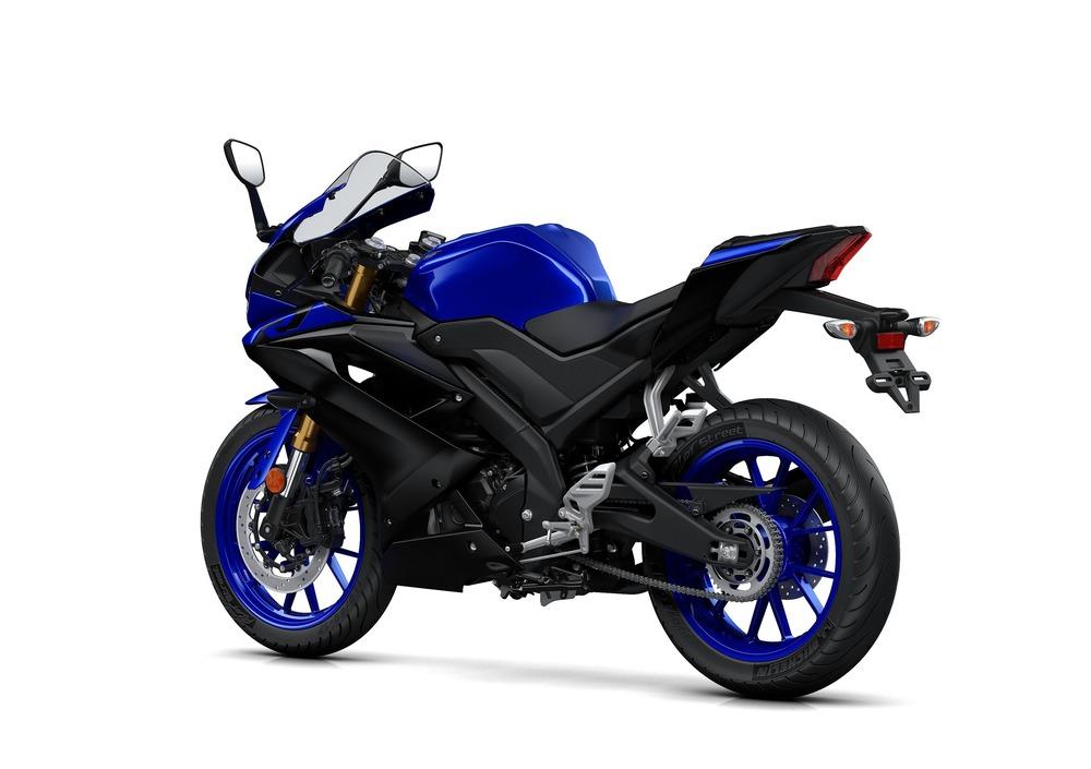 Yamaha Yzf R125 2019 Prezzo E Scheda Tecnica Moto It