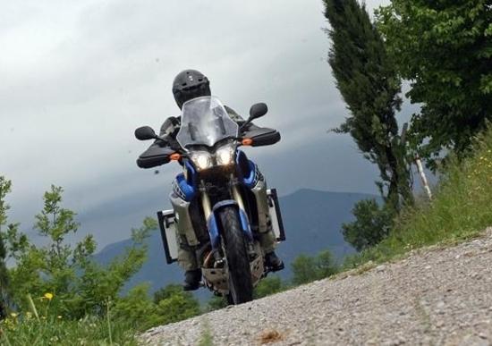 Yamaha XT1200Z Super Ténéré. Tornano i demo ride in montagna