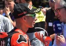 Melandri con Yamaha GRT e Rinaldi con Barni Racing