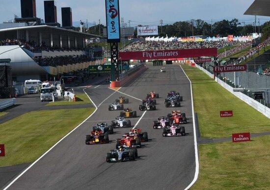 Orari TV Formula 1 GP Giappone 2018 diretta Sky differita TV8