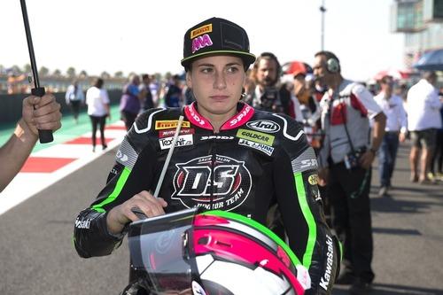 Ana Carrasco, la prima campionessa del motociclismo (5)