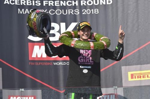 Ana Carrasco, la prima campionessa del motociclismo (6)