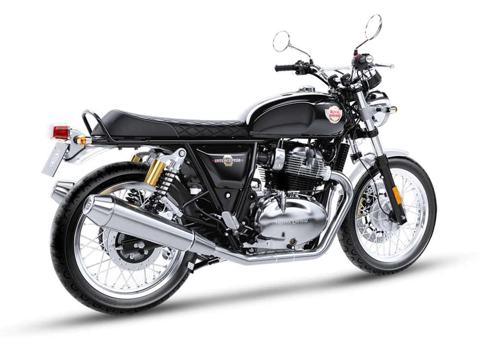 Royal Enfield Interceptor 650 (2019) (3)