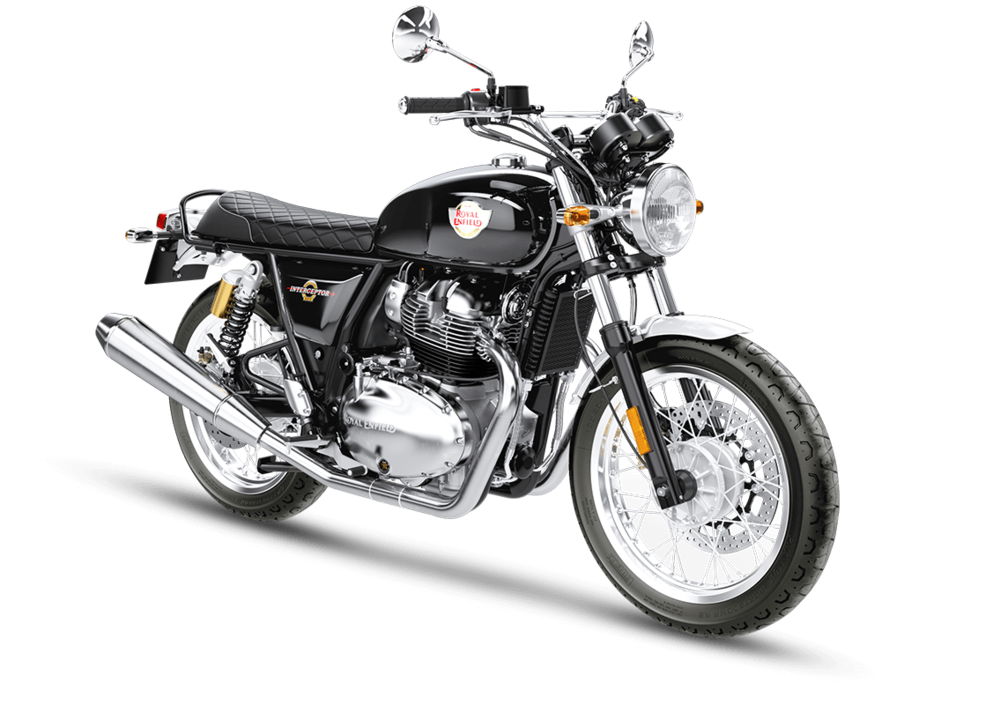 Royal Enfield Interceptor 650 (2019)