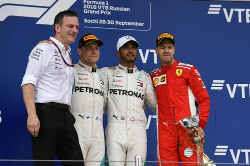 F1, GP Russia 2018: le pagelle di Sochi