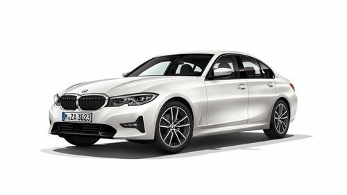 Nuova BMW Serie 3, in Rete le prime immagini (9)