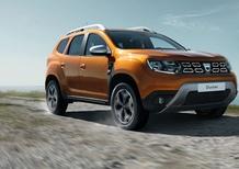 Dacia Duster, arrivano i 1.3 TCe in gamma