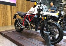 Ducati a Intermot 2018: tutte le novità
