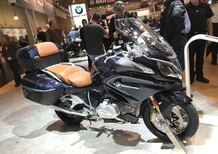 BMW R 1250 RT a Intermot 2018: video, foto e prezzi