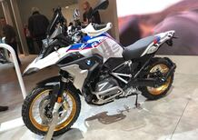 BMW R 1250 GS a Intermot: video, foto e prezzi