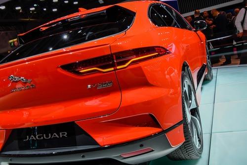 Jaguar al Salone di Parigi 2018 (6)