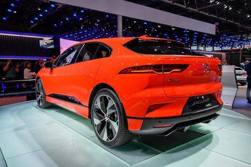 Jaguar al Salone di Parigi 2018 (4)