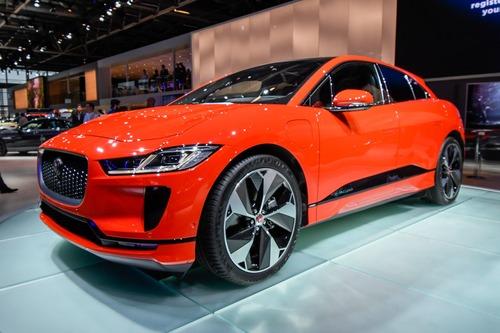 Jaguar al Salone di Parigi 2018 (2)