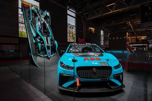Jaguar al Salone di Parigi 2018