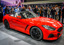 BMW Z4 al Salone di Parigi 2018 [Video]