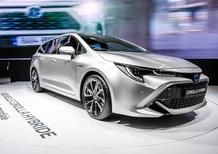 Toyota Corolla Touring Sports al Salone di Parigi 2018