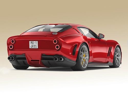 Ares Design fa rivivere la Ferrari 250 GTO (2)