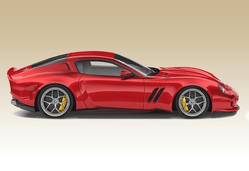 Ares Design fa rivivere la Ferrari 250 GTO (3)
