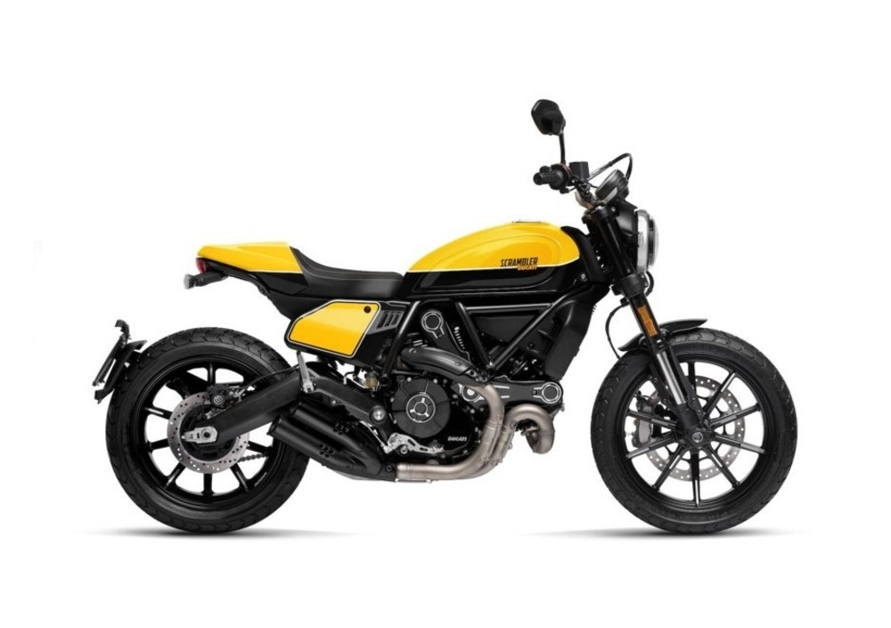 Ducati Scrambler Full Throttle (2017 - 19) (2)