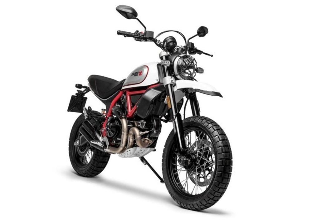 Ducati Scrambler Desert Sled (2017 - 19)