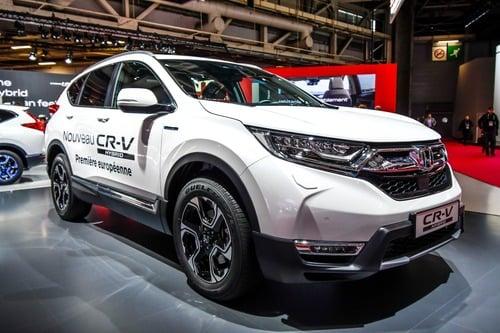Honda CR-V Hybrid al Salone di Parigi 2018 (6)