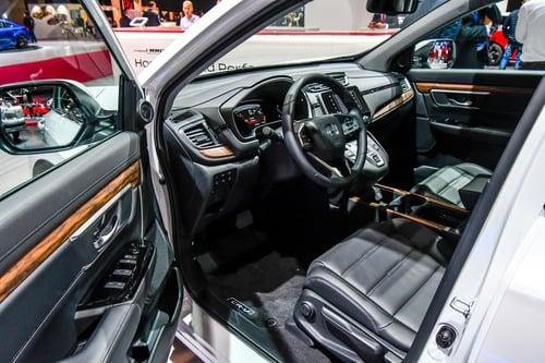 Honda CR-V Hybrid al Salone di Parigi 2018 (4)