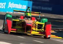 Formula E, ePrix di Città del Messico: vince di Grassi